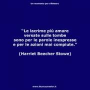 "Le lacrime più amare versate sulle tombe sono per le parole inespresse e per le azioni mai compiute (Harriet Beecher Stowe) • <a style=""font-size:0.8em;"" href=""http://www.flickr.com/photos/158938934@N02/38061160211/"" target=""_blank"">View on Flickr</a>"