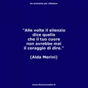 """Alle volte il silenzio dice quello che il tuo cuore non avrebbe mai il coraggio di dire. (Alda Merini) • <a style=""""font-size:0.8em;"""" href=""""http://www.flickr.com/photos/158938934@N02/37016839143/"""" target=""""_blank"""">View on Flickr</a>"""