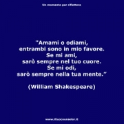 "Amami o odiami, entrambi sono in mio favore. (William Shakespeare) • <a style=""font-size:0.8em;"" href=""http://www.flickr.com/photos/158938934@N02/37429742370/"" target=""_blank"">View on Flickr</a>"