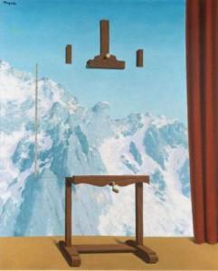 René Magritte - Il richiamo delle vette