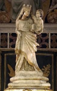 Giovanni Pisano - Madonna della cintola