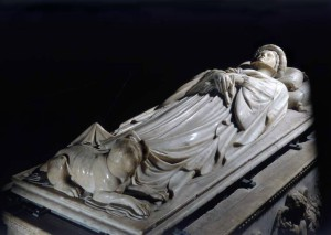 Jacopo Della Quercia - Monumento sepolcrale di Ilaria del Carretto