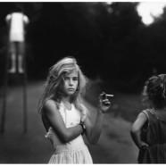Bambina che fuma – Sally Mann