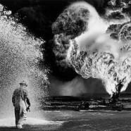 Uomo in mezzo al fuoco ed acqua – Sebastião Salgado