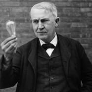 """""""Chi non sbaglia mai, perde un sacco di buone occasioni per imparare qualcosa."""" (Thomas Edison)"""