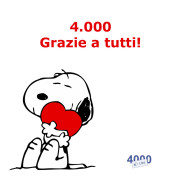 4.000 Like su Facebook