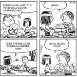 È proprio un bel muretto di pietre quello che stai costruendo Linus