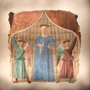 Piero Della Francesca - Madonna del parto