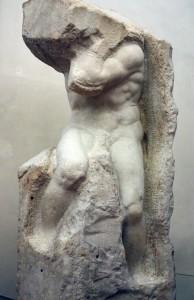 Michelangelo - I Prigioni, Atlante,