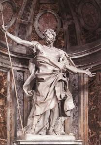 """Gian Lorenzo Bernini - """"San Longino"""""""