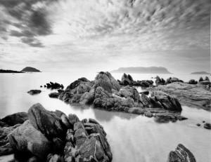 Paesaggio in mezzo alle nuvole, Mimmo Jodice, fotografia
