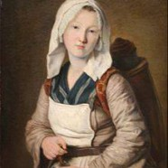 "Francoise Duparc – ""La venditrice di tisane"""