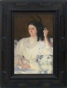 "Cecilia Beaux - ""Sitia e Sarita"""