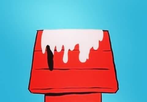 Snoopy liquefatto