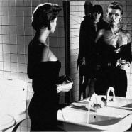 Donna allo specchio – Helmut Newton