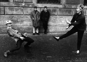 Coppia che balla il twist - Gianni Berengo Gardin