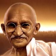 Prendi un sorriso – Mahatma Gandhi