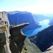 Tra i luoghi più belli al mondo… Trolltunga – Norvegia