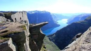 Trolltunga - Norvegia