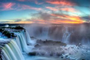 Iguazo, Argentina/Brasile