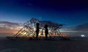 "Scultura ""Love"" (Aleksandr Milov)"