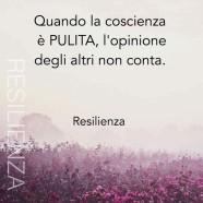 """""""Quando la coscienza è pulita, l'opinione degli altri non conta."""" (Cit.)"""