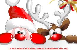 La mia idea sul Natale, antica o moderna che sia, è molto semplice: amare gli altri. Pensateci un attimo, perché dobbiamo aspettare il Natale per iniziare? (Bob Hope)